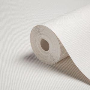 Colours White Linen Paintable Wallpaper Review thumbnail